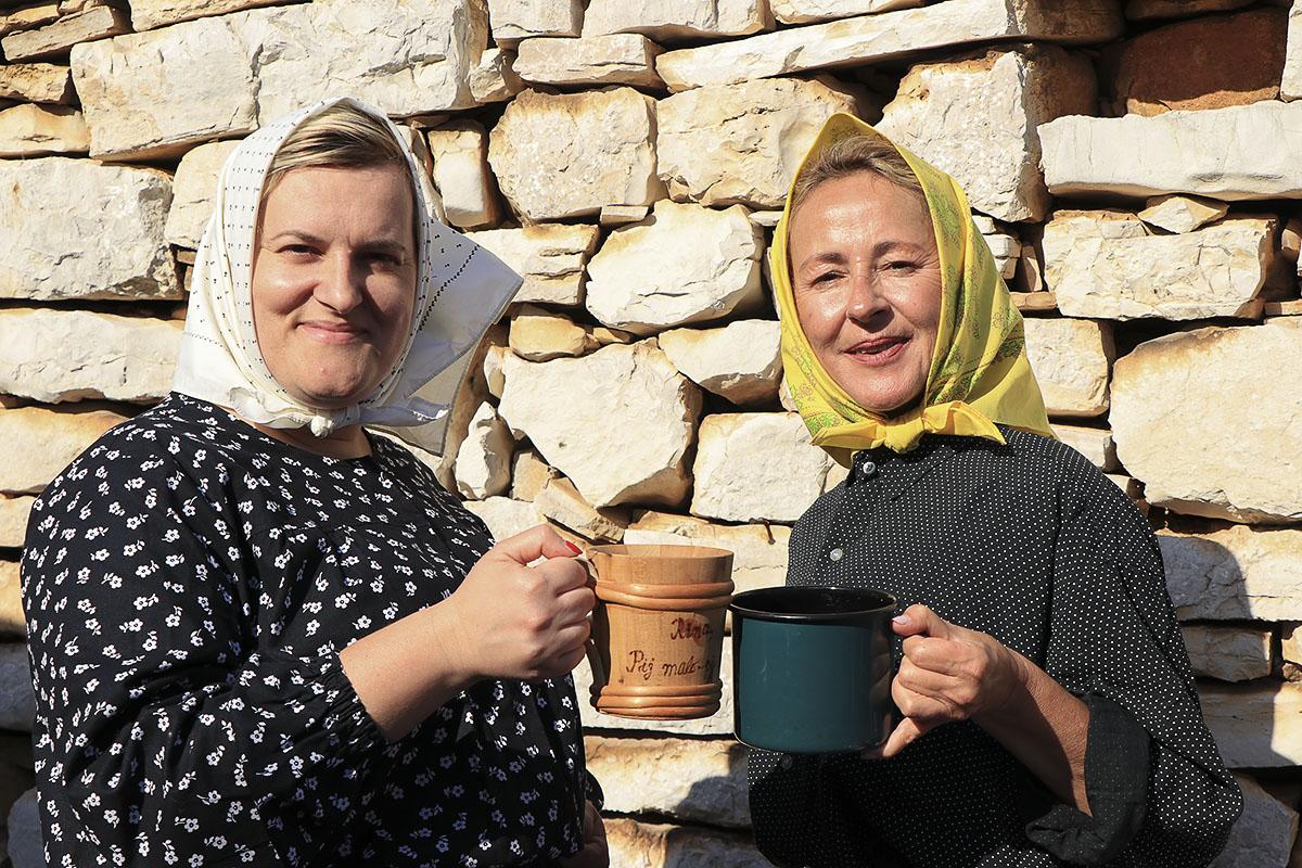 Stari običaji - udruga Krč