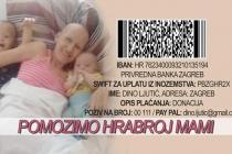 POMOZIMO HRABROJ MAMI: Ana Mari Ljutić je hrabra mama dvojice dječaka i treba pomoć dobrih ljudi !