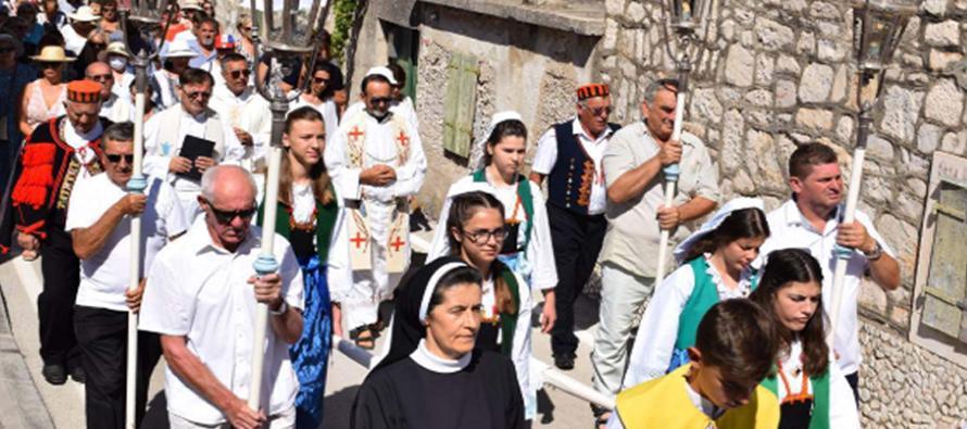 27. srpnja – po 250. put Primoštenci slave svoju Majku Božju, Gospu od Porta