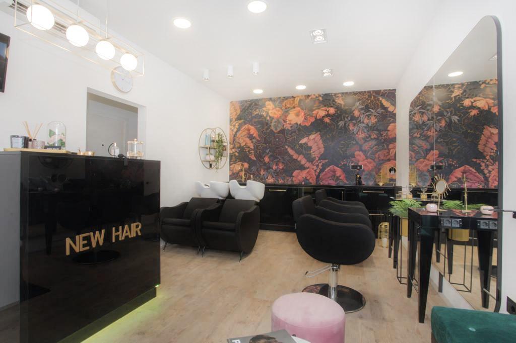 "Frizerski salon ""New hair""  na novoj adresi"