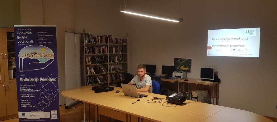 Radionica – informatička pismenost za sve