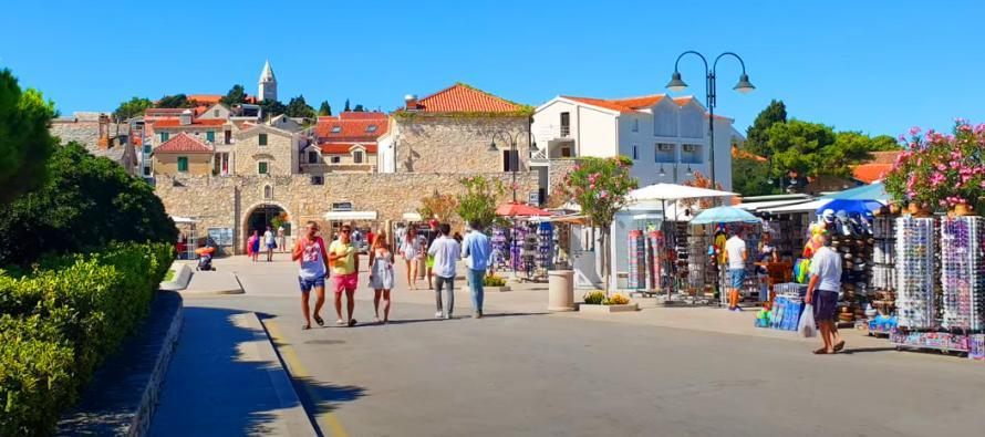 Welcome to Primosten, Croatia