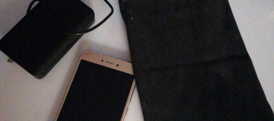 Pronađen mobitel, punjač i torbica