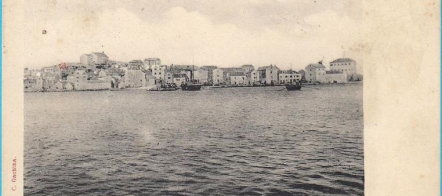Razglednica iz 1911.  godine