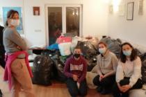 Primoštenske udruge, uz veliki odaziv svojih sumještana u kratkom roku prikupile humanitarnu pomoć za Petrinju i Sisak