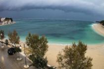 Oblačno s kišom, a na Jadranu i pljuskovi s grmljavinom