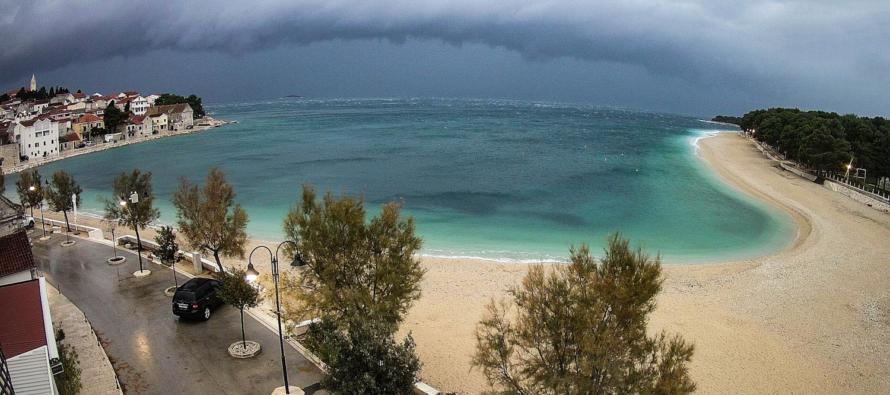 Šibenik meteo prognoza