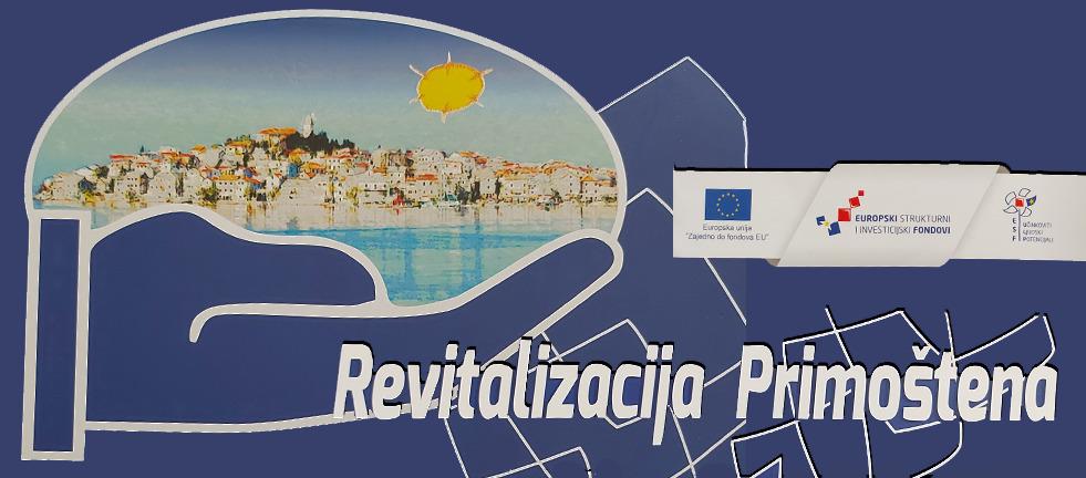 """Raspored radionica za lipanj 2021. u sklopu projekta """"Revitalizacija Primoštena"""""""
