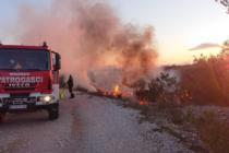 VIDEO – Lokaliziran manji požar