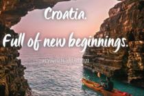 """HTZ pokrenuo novu kampanju """"Croatia Full of New Beginnings"""""""