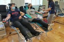 HUMANOST NA DJELU: Primoštenci darivali krv
