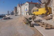 FOTO – Ulica Podakraje – Radovi idu prema svome kraju