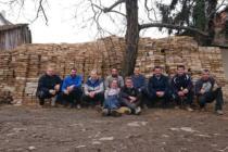 FOTO – Naši volonteri u Petrinji