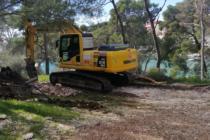 Započeli su radovi, vrijedni 26.000.000 kn, u sklopu projekta izgradnje kanalizacijske mreže u predjelu Marina Lučica