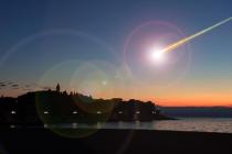 Pad meteora na području šibenskog zaleđa