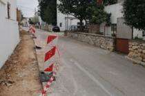 VOZAČI OPREZ: Radovi u ulici Sv. Josipa