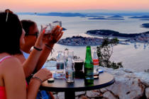 VIDEO – Croatia / Primosten / evening walking tour