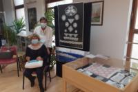 Primoštenske čipkarice prezentirale svoje nove radove na 25. međunarodnom festivalu čipke u Lepoglavi