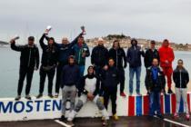 Ovaj vikend po škuroj buri održana je 13. primoštenska regata katamarana
